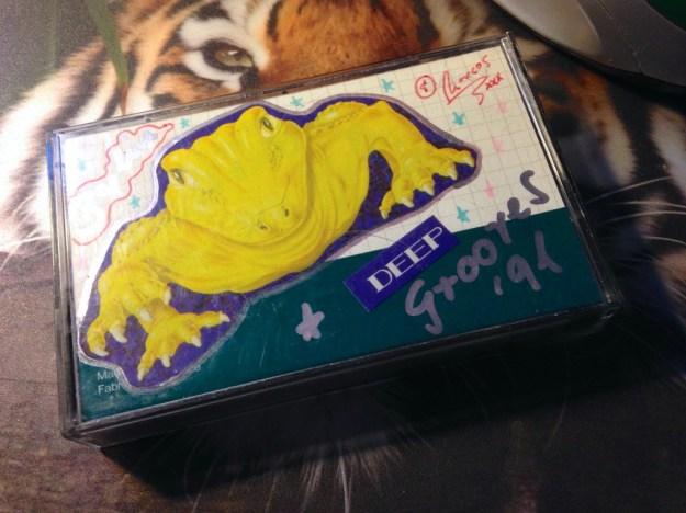 Mixtape - Marcos Lopez - Berlin - Deep Grooves 1991