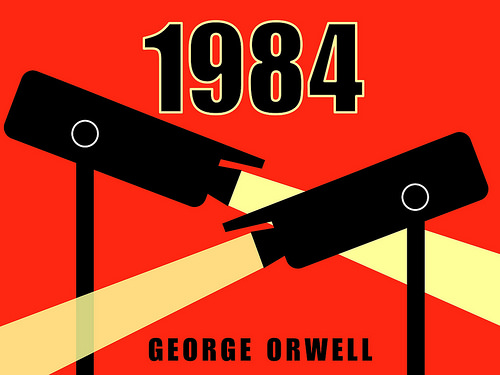 Nineteen Eighty Four And Big Brother Marcosmarconius