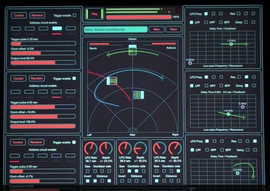 Sonundscaper, una app de experimentación sonora para ipad
