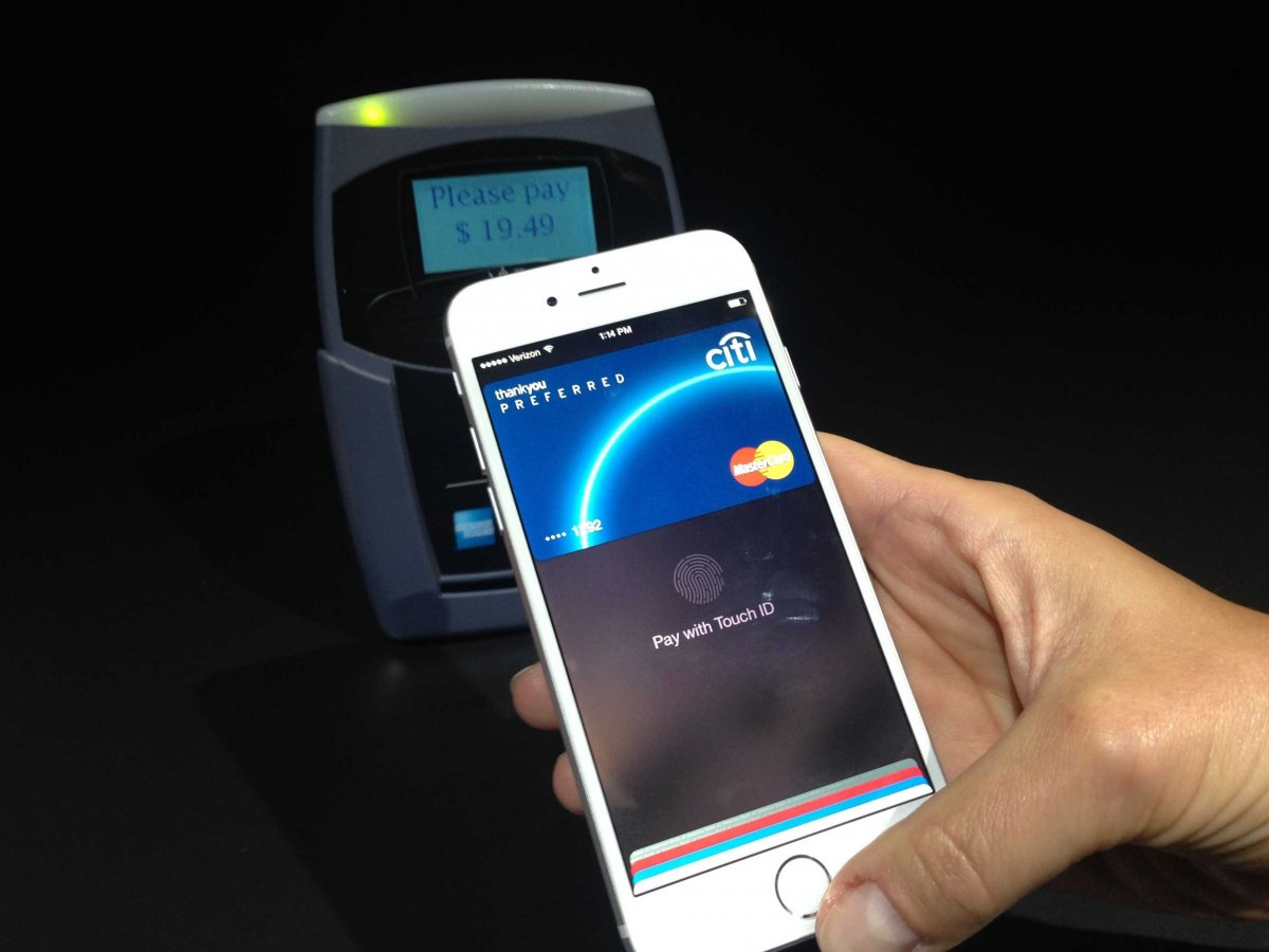 El pago m    vil busca su revancha para desplazar a la billetera     Apple Pay 08
