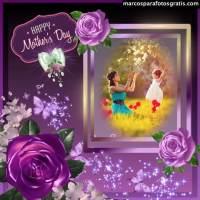 Marcos de fotos del día de las madres