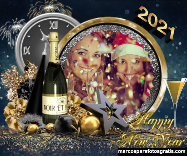 Marcos de Año Nuevo 2021