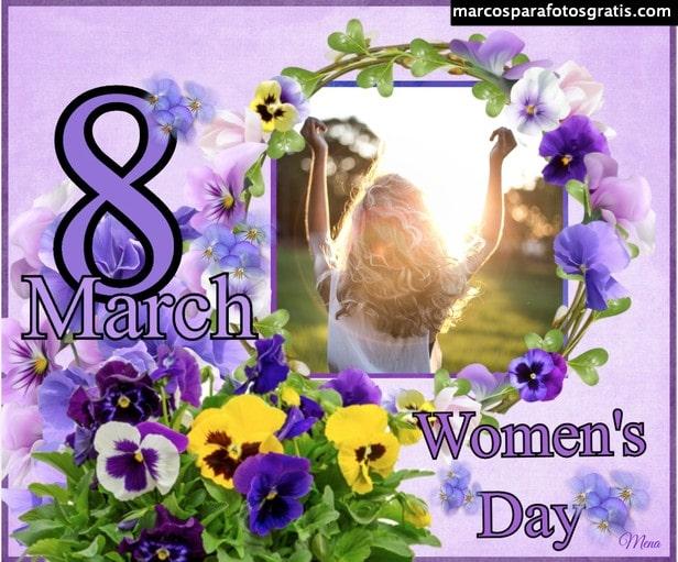 marcos día de la mujer