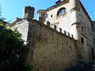 Posada Torre-Palacio de los Alvarado, El Ribero. Burgos.