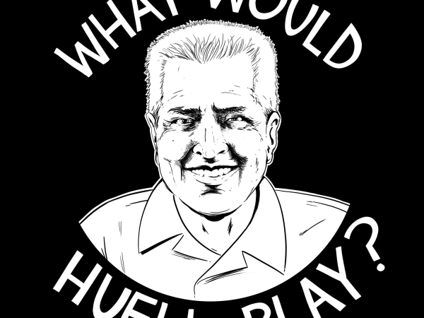 <span>What Would Huell Play?</span><i>→</i>