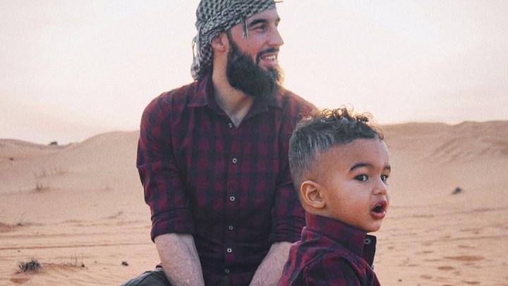 Dubai – Desert Safari with kids
