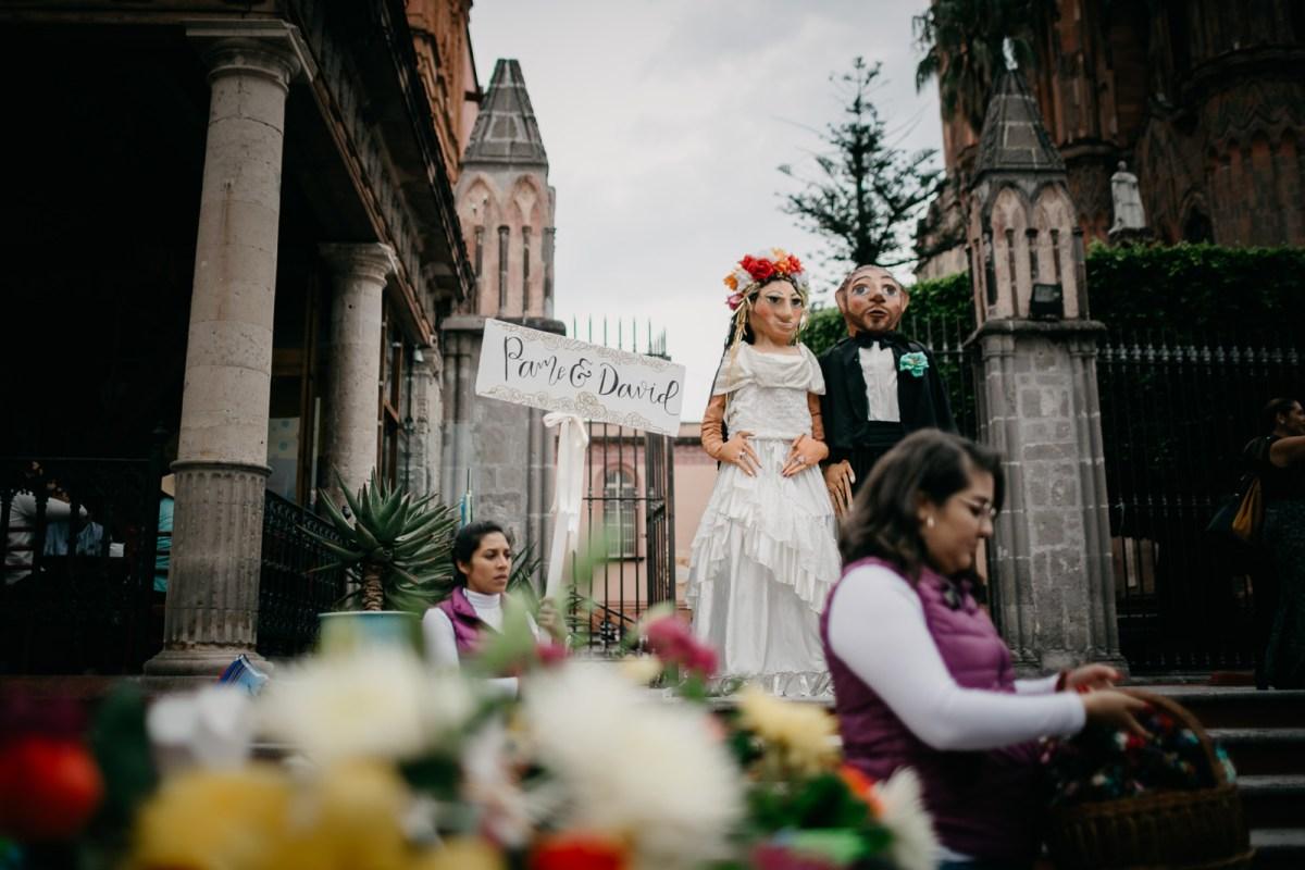 Callejoneada San Miguel de Allende Wedding Photographer • marcosvaldés|FOTÓGRAFO®