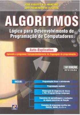 Livro - Algoritmos - Lógica para Desenvolvimento de Programação de Computadores