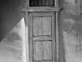Hacienda Door