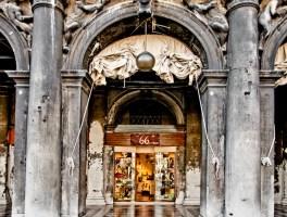 Boutique Entrance