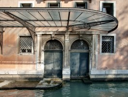 Water Entrance