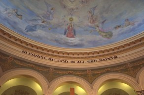 All Saints Catholic Church - Copyright © Renea Turner