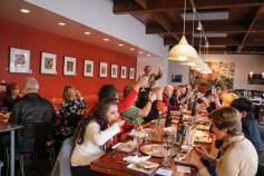 A toast - Buon Appetito!!!
