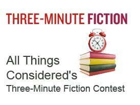 Logo image Three-Minute Fiction Contest - Round #9