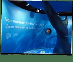 Teksten Scheepvaartmuseum