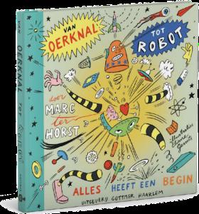 Cover Van Oerknal tot robot