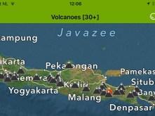 Volcanoes app