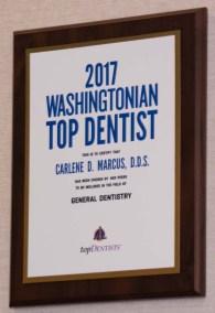 marcus dental 2017 washingtonian top dentist top dentist award 2017 - Tour The Office