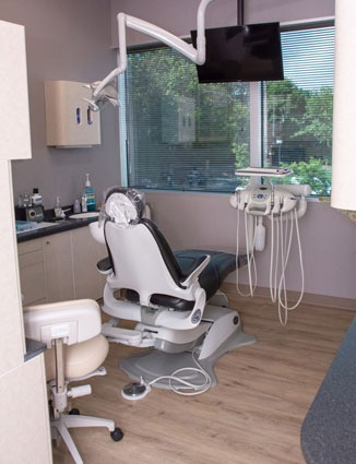 marcus dental patient examination room 2 - New Patients