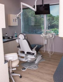 marcus dental patient examination room - Tour The Office