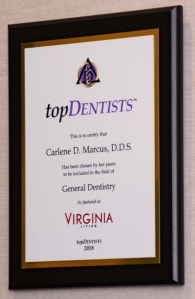 Top Dentists Carlene Marcus