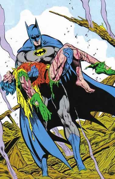 A morte de Robin (Jason Todd)