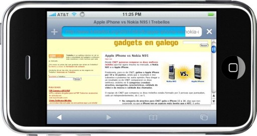Trebellos no iPhone
