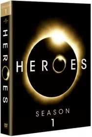 Heroes en DVD