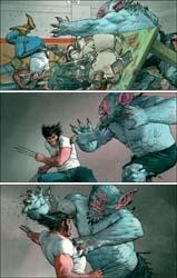 monstro ataca