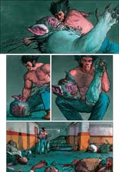 Logan contraataca