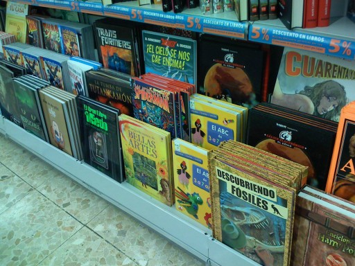 Libros en Carrefour