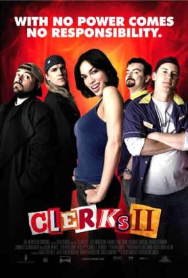 Cartel de la película Clerks II