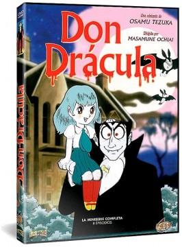 Don Drácula en DVD