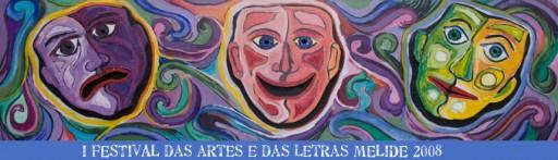 I Festival das Artes e das Letras Melide 2008