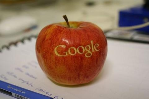 Mazá de Google