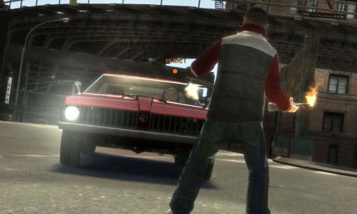 Cócteles molotov en GTA IV