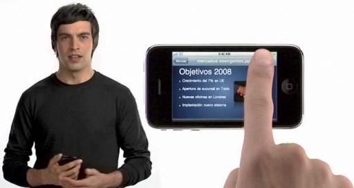 Visita guiada polo iPhone 3G