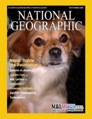 Parrula na portada de National Geographic