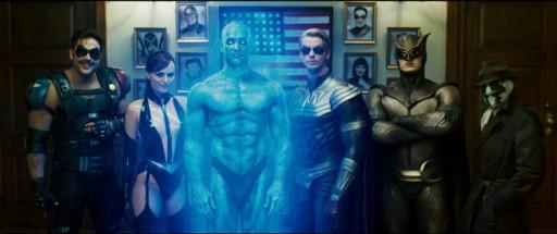 Os Watchmen ao completo