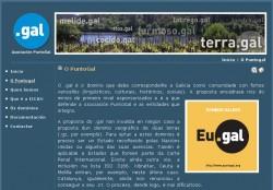 Web de la Asociación PuntoGal