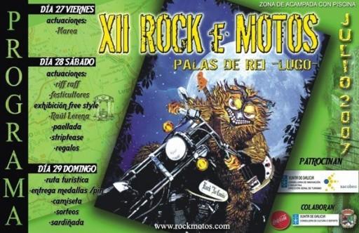 XII edición de Rock e Motos