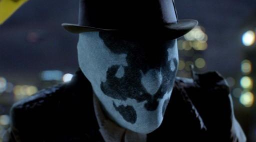 a máscara de Rorschach
