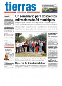Protada provisoria de Tierras de Santiago