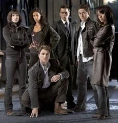O equipo de Torchwood