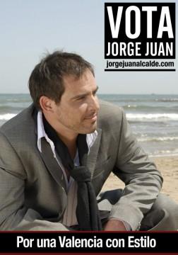 Jorge Juan propón unha Valencia con estilo