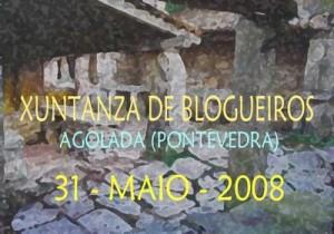 xuntanza de blogueiros en agolada o 31 de maio