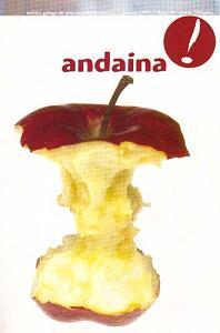 Portada da revista Andaina