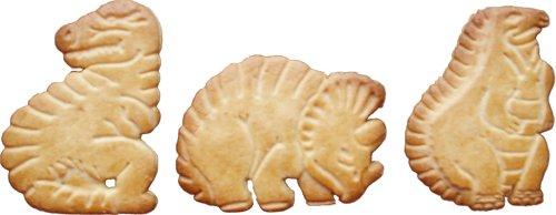 galletas de dinosauros