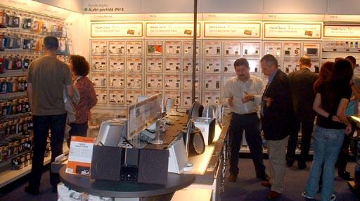 Sección de audio portátil da FNAC