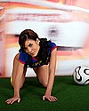 Football Babes Spain